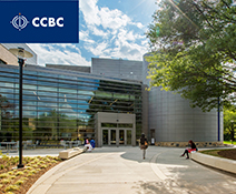 Photo of the CCBC Catonsville campus
