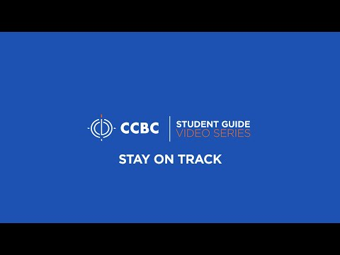 student guide stay on track